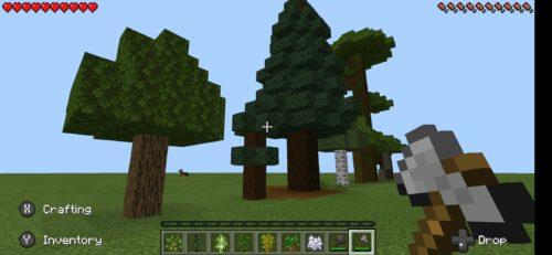 Mod マイクラ 木こり
